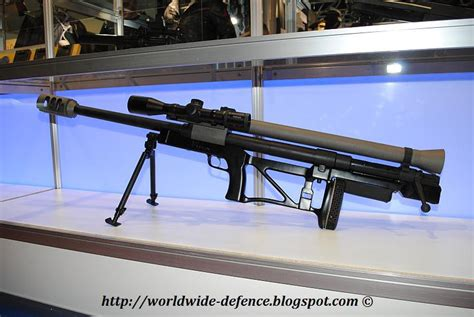 Recoilless Sniper Rifle