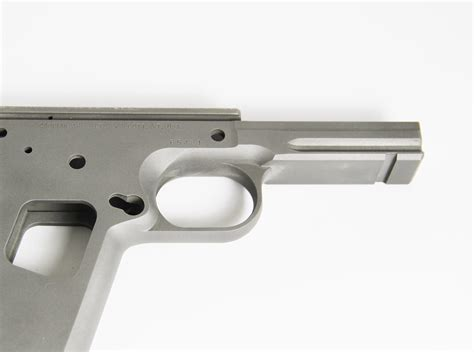 Recon Receiver Stainless Caspian Arms