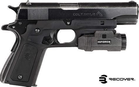 Recover Tactical Cc3p 1911 Grip With Picatinny Rail Review