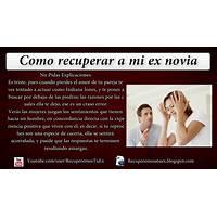 Recuperar un amor: como recuperar a tu ex reviews