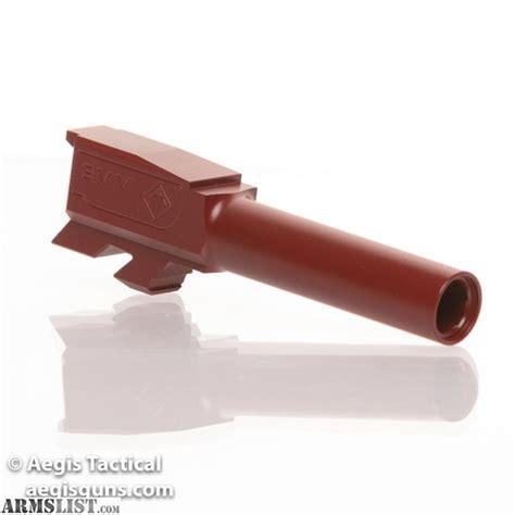 Red Barrel Glock 43