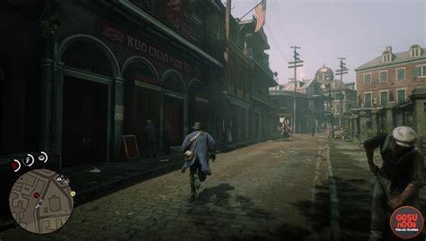 Red Dead 2 Saint Denis Gunsmith