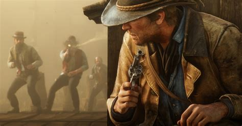 Red Dead Redemption 2 How To Get The Best Rifle