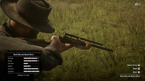 Red Dead Redemption Hunting Rifle