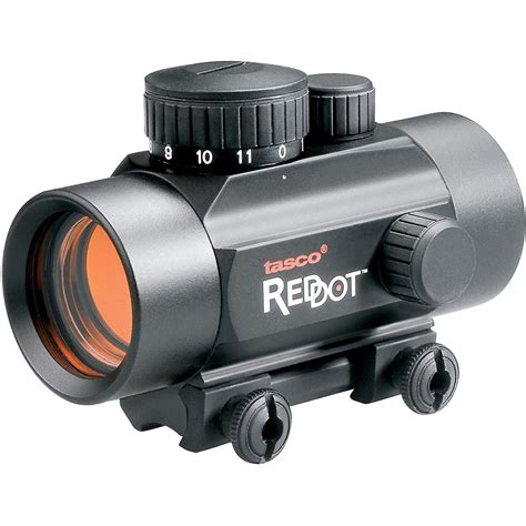 Red Dot Scope For 22 Long Rifle And Remington 783 Rifle With Scope