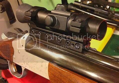 Red Dot Sight For Savage Model 24