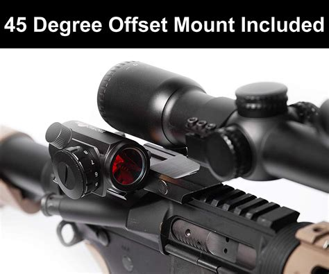 Red Dot Sight On 45-70