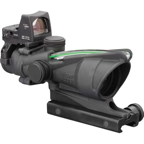 Red Dot Sight Or Acog Scope