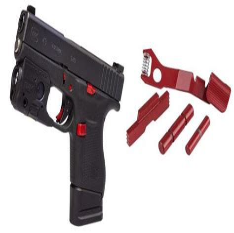 Red Glock Parts Kit