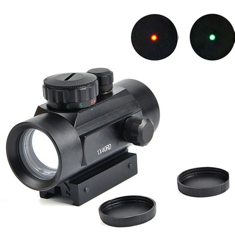 Rifle-Scopes Red Green Dot Rifle Scopes.