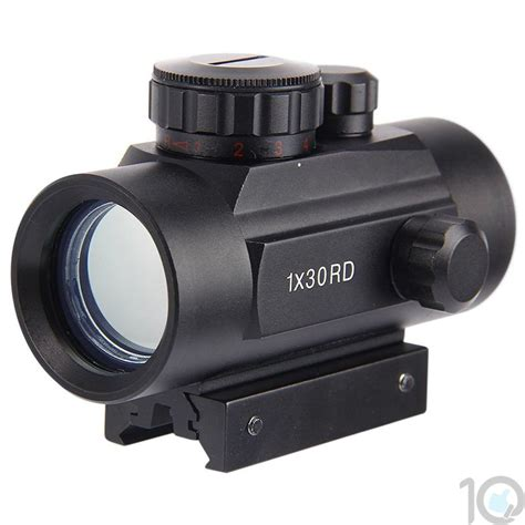 Red Holographic Dot Sight