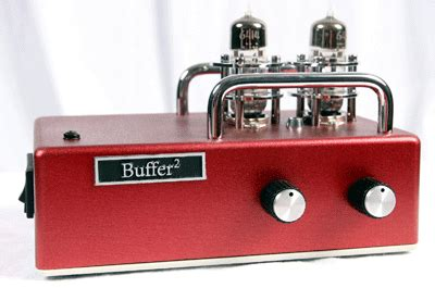 Red Iron Amps Tube Buffer 2