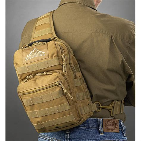 Red Rock Outdoor Gear - Rover Sling Pack - Amazon Com
