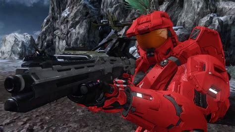 Red Vs Blue Sargs Shotgun