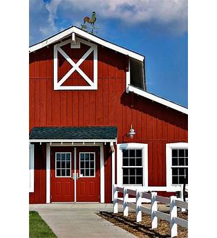 Red Barn Building Plans
