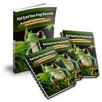 Red eyed tree frog secrets secret codes