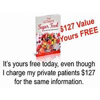 Red smoothie detox is fat diminisher's sister and kicking butt! promo