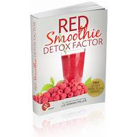 Red smoothie detox is fat diminisher's sister and kicking butt! coupon