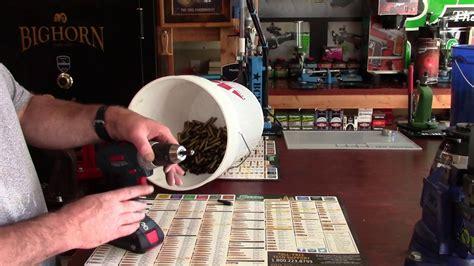 Redding Reloading BRASS REFIRE Range Case Prep Video 13 Redding Primer Pocket Uniformers