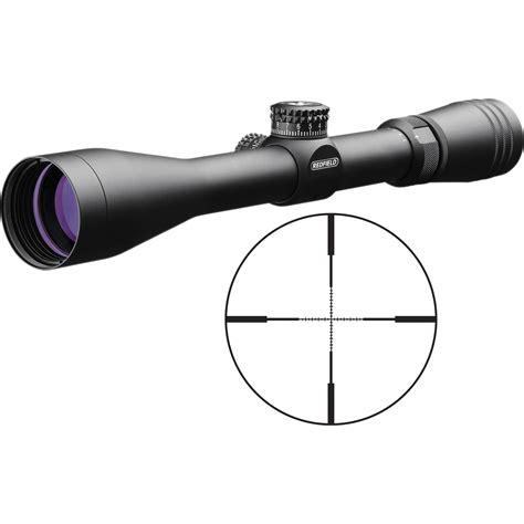 Redfield Revolution 3-9x40mm Riflescope With Accu-Range