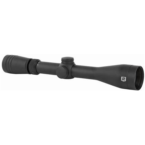 Redfield Revolution Rifle Scope 4-12x 40mm Matte