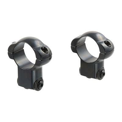 Redfield Steel Ruger Rings 1