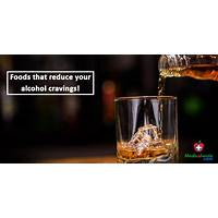 Reduce your alcohol craving promo