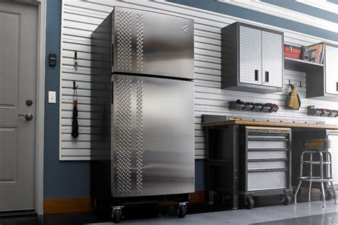 Refrigerator In Garage Make Your Own Beautiful  HD Wallpapers, Images Over 1000+ [ralydesign.ml]