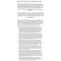 Best reviews of registry kit best registry cleaner fix registry errors
