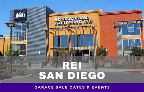 Rei San Diego Garage Sale Make Your Own Beautiful  HD Wallpapers, Images Over 1000+ [ralydesign.ml]