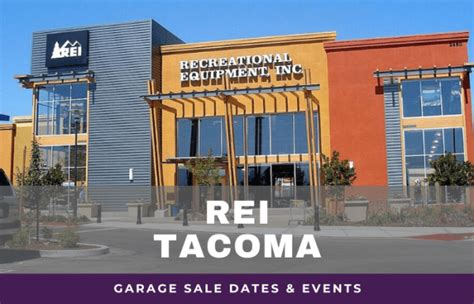 Rei Tacoma Garage Sale Make Your Own Beautiful  HD Wallpapers, Images Over 1000+ [ralydesign.ml]