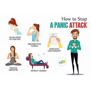 Free tutorial relieve panic attacks