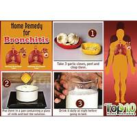 Relieve your bronchitis natural remedy inexpensive