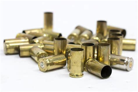 Reloadable 9mm Brass
