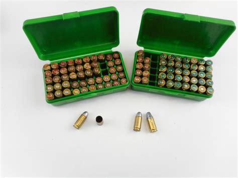 Reloaded Ammo 9mm