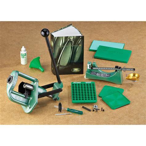 Reloading Ammo Starter Kit