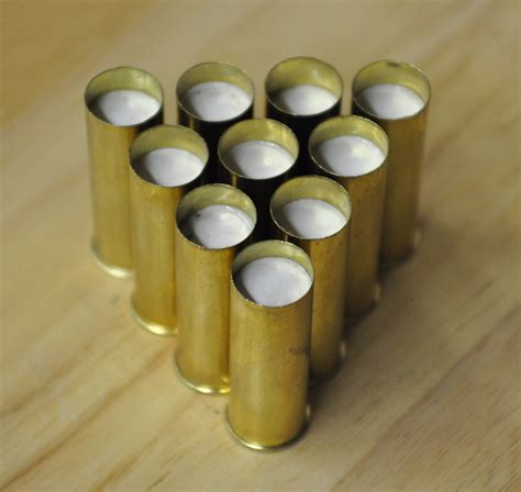 Reloading Brass Shotgun Shells By Hand