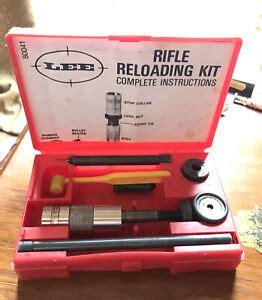 Reloading Kit For 357 Magnum