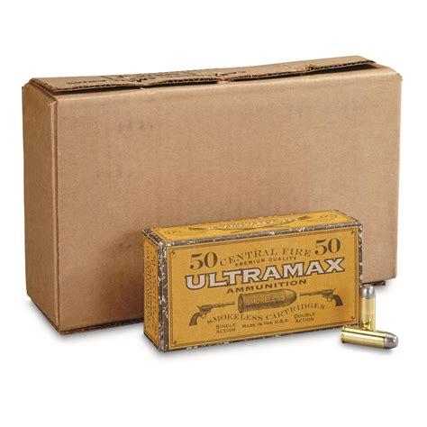 Remanufactured Bulk Ammo 45 Long Colt