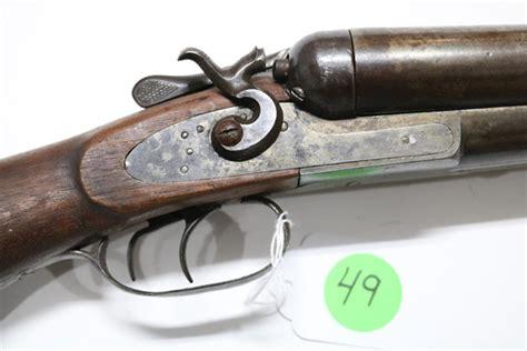 Remington 10 Ga Shotgun Double Barrel