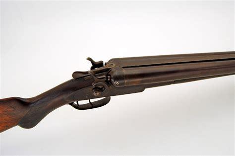 Remington 10 Gauge Double Barrel Shotgun