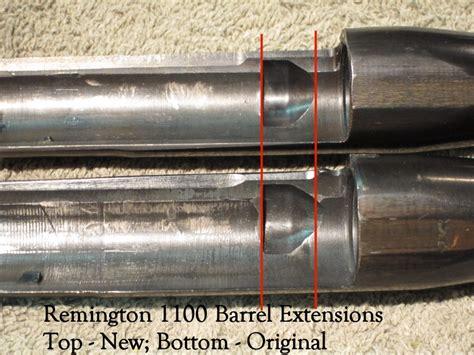 Remington 1100 Barrel Extension
