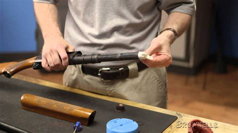Remington 1100 Disassembly Guide