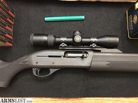 Remington 1187 Slug Gun