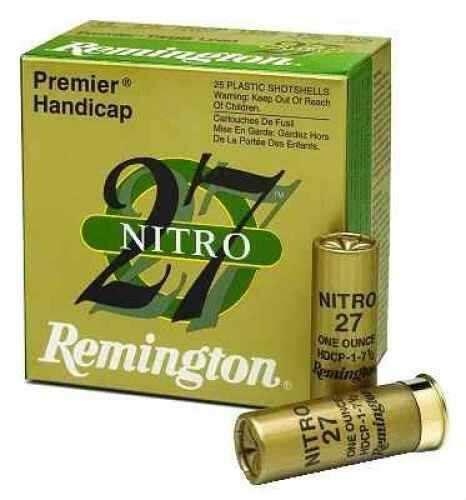 Remington 12 Ga 2 3 4 1 Oz 7 1 2 Lead Shot - CASE