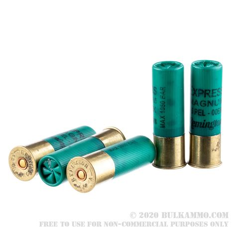 Remington 12 Gauge Bulk Ammo Sale