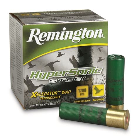 Remington 12 Gauge Shotgun Ammunition