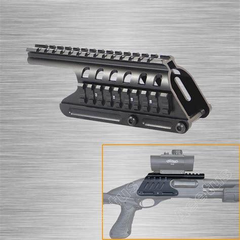 Remington 12 Gauge Shotgun Scope Rail