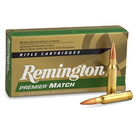 Remington 168 Graincore Lokt 308 Ammo