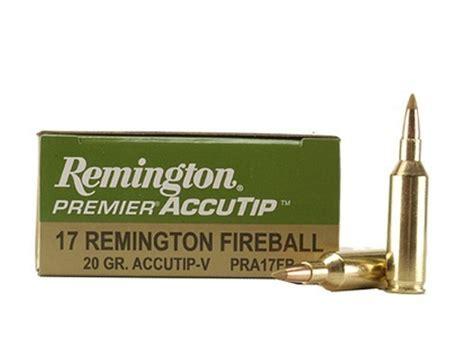 Remington 17 Fireball Ammo And Surplus Ammo Can Opener